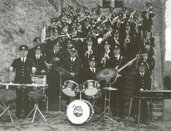 Musikzug 1982