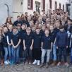 Foto der Mitglieder der Jugendorchester