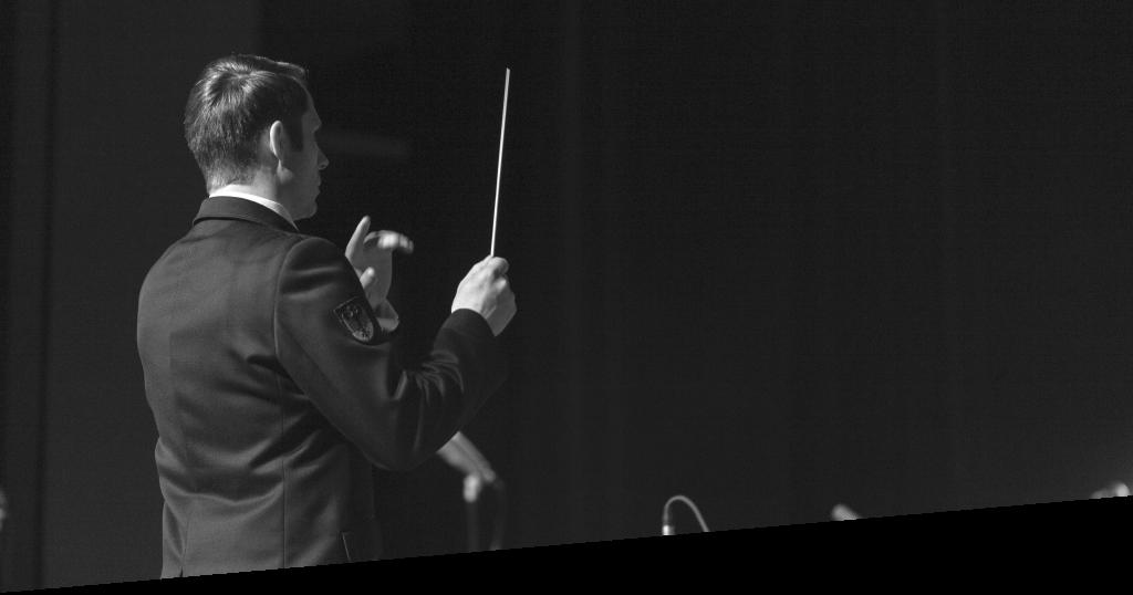 Dirigent Andreas Reuber